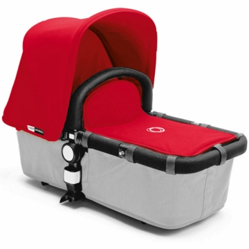 Bugaboo Cameleon Tailored Fabric Canvas in Red