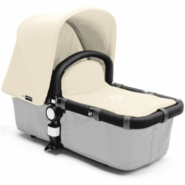 Bugaboo Cameleon Tailored Fabric Canvas in Off White