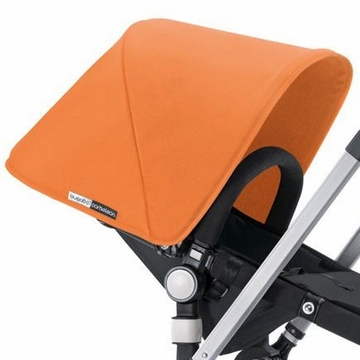 Bugaboo Cameleon Tailored Fabric Canvas - Tangerine
