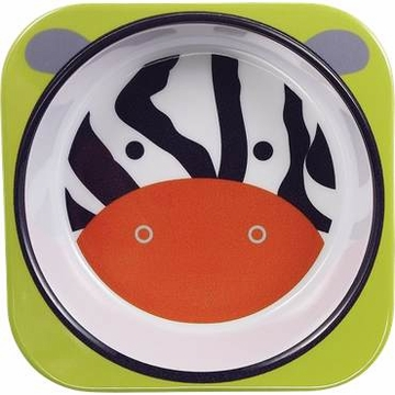 Skip Hop Zoo Tableware Bowl in�Zebra