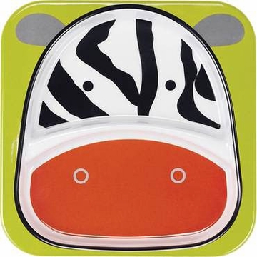 Skip Hop Zoo Tableware Plate in�Zebra