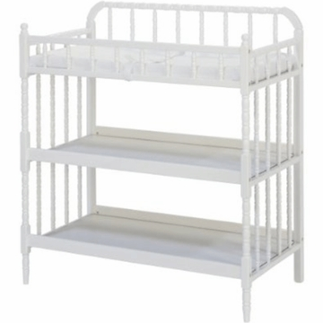 DaVinci Jenny Lind Baby Changing Table in White