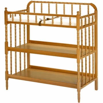 DaVinci Jenny Lind Baby Changing Table in Oak