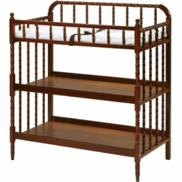 DaVinci Jenny Lind Baby Changing Table in Cherry