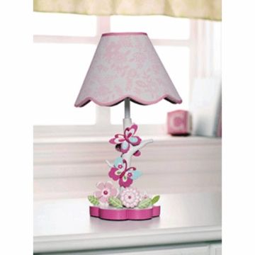 KidsLine Bella Lamp Base & Shade