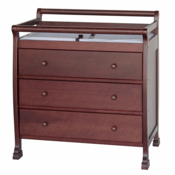 DaVinci Kalani Three Drawer Changer in Cherry