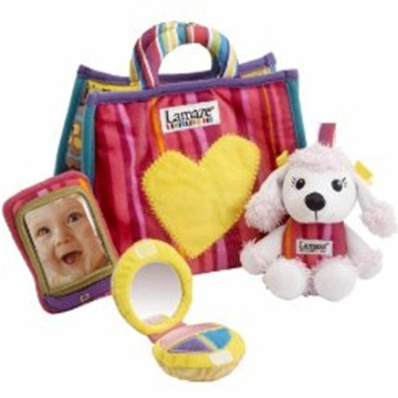 Lamaze My First Purse Baby Toy