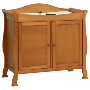 DaVinci Parker 2 Door Changer in Oak