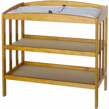 DaVinci Monterey Changing Table in Honey Oak