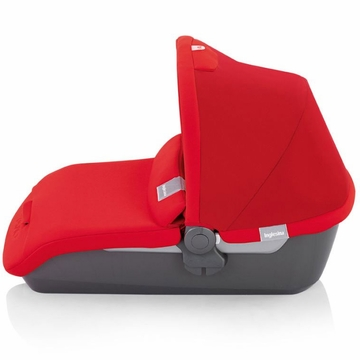 Ingelsina Bassinet - Red