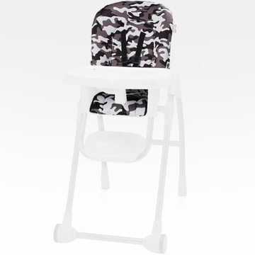 Snugli High Chair Style Set - Camo
