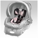 Snugli Infant Car Seat Style Set - Pink Geo Stripe
