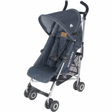 Maclaren Quest Sport Stroller in Denim