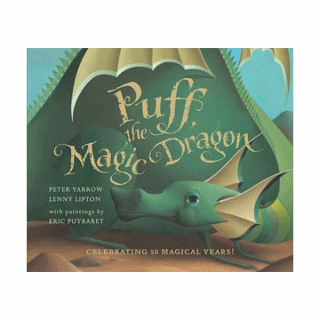 Puff, The Magic Dragon Board Book