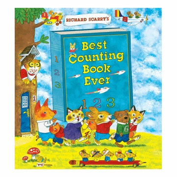 Richard Scarry's Best Counting Ever