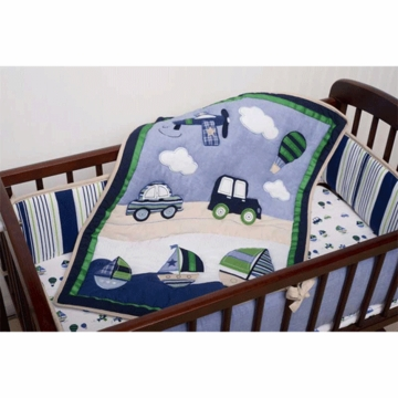 KidsLine Cambridge Cradle 3 Piece Set