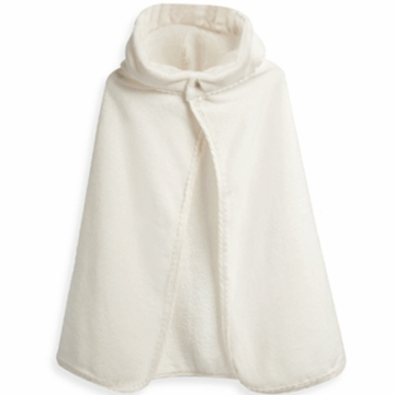 Stokke CARE Hooded Towel in White