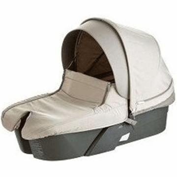 Stokke XPLORY Carry Cot Complete Kit in Beige