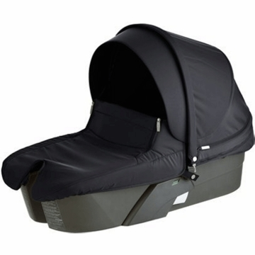 Stokke XPLORY Carry Cot Complete Kit in Dark Navy