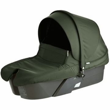 Stokke XPLORY Carry Cot Complete Kit in Green