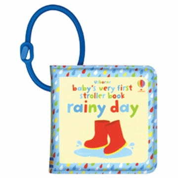 Educational Development Rainy Day Stroller Book