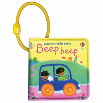 Educational Development Beep Beep Stroller Book