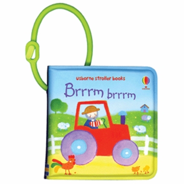 Educational Development Brrrm Brrrm Stroller Book
