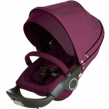 Stokke Xplory & Crusi Seat in Purple