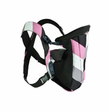 Snugli Vented Infant Carrier - Pink Geo