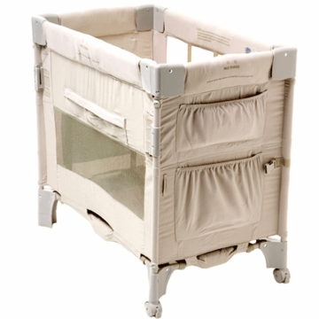 Arm's Reach Mini Co-Sleeper in Toffee