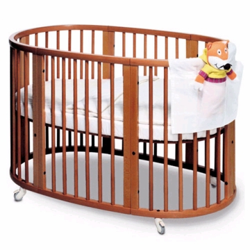 Stokke Sleepi Crib in Cherry