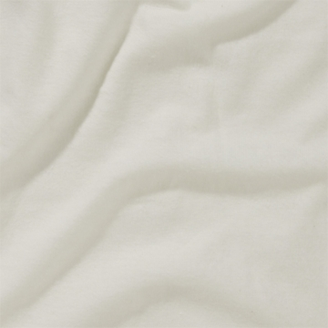KidsLine Jersey Knit Fitted Crib Sheet in Ecru