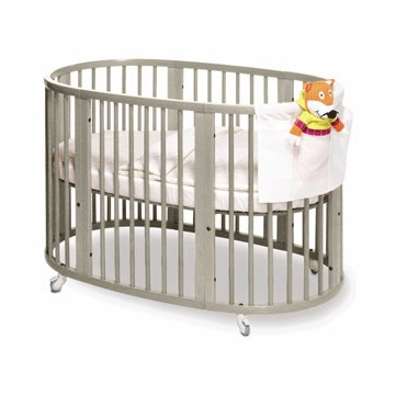 Stokke Sleepi Crib Gray