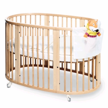 Stokke Sleepi Crib in Natural