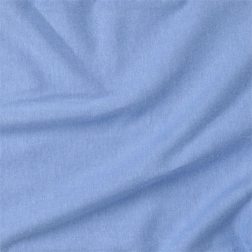 KidsLine Jersey Knit Fitted Crib Sheet in Serendipity Blue