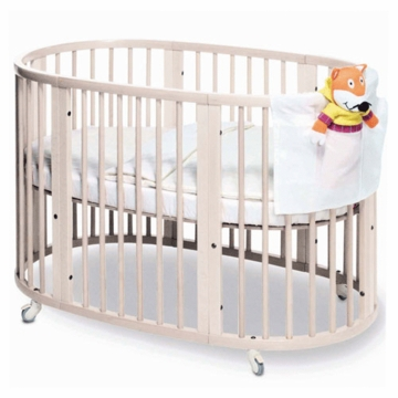 Stokke Sleepi Crib in White