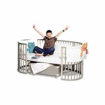 Stokke Sleepi Junior Bed Conversion Kit in Gray