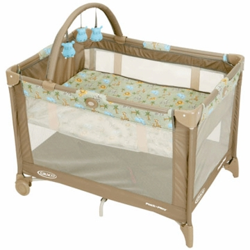 Graco Pack 'n Play Playard 9G01TAN Tango in the Tongo (2010-2011)