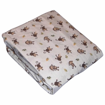 KidsLine Jungle 123 Fitted Sheet