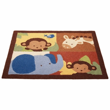 KidsLine Jungle 123 Rug