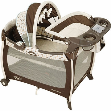 Graco Pack 'n Play Silhouette Playard - Deco (2011)
