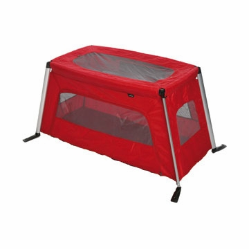 Phil & Teds Traveller Cot/Crib V2 - Red