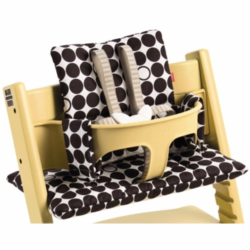 Stokke Tripp Trapp Cushion in Dots Brown