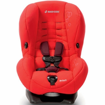 Maxi Cosi Priori Convertible Car Seat 2011 Intense Red