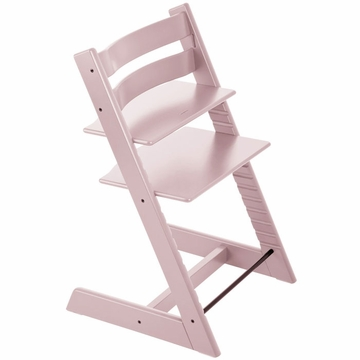 Stokke TRIPP TRAPP Highchair - Pale Pink