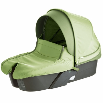Stokke XPLORY Carry Cot Complete Kit in Light Green