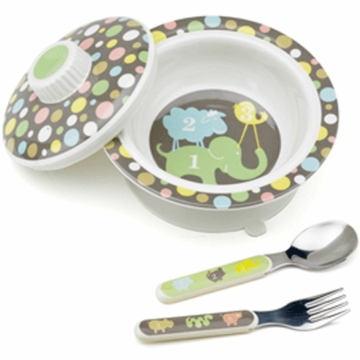 Sugar Booger Numbers Feeding Collection Gift Set