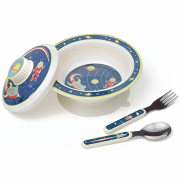 Sugar Booger Outerspace Feeding Collection Gift Set