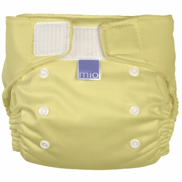 Bambino Miosolo All-in-One Pocket Diaper - Sherbet Yellow
