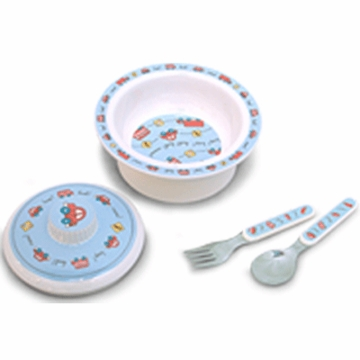 Sugar Booger Vroom Feeding Collection Gift Set